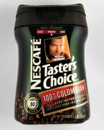 Растворимый кофе Tasters Choice