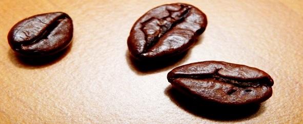 Зерна кофе Либерика