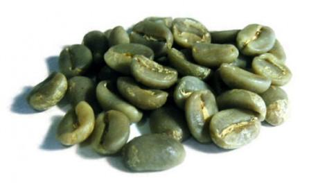 Зеленые кофейные зерна
