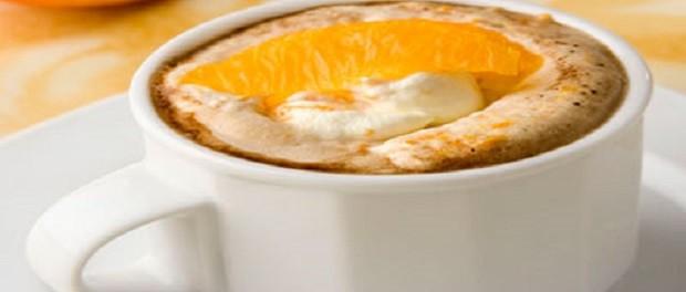 Рецепт кофе с апельсином