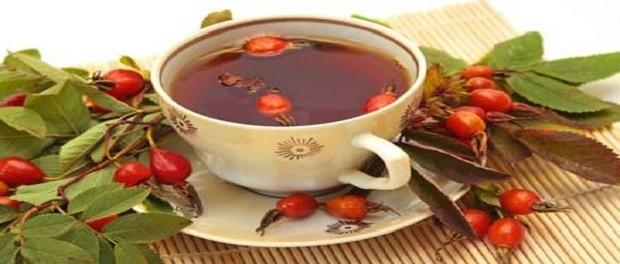 Рецепт кофе с шиповником