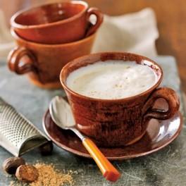 Белый пряный кофе