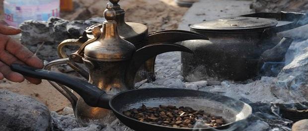 Рецепт кофе по-бедуински