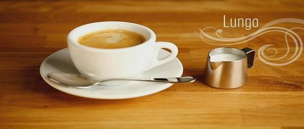 Рецепт кофе Лунго (Lungo)