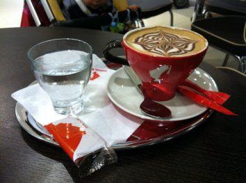 Традиции подачи кофе