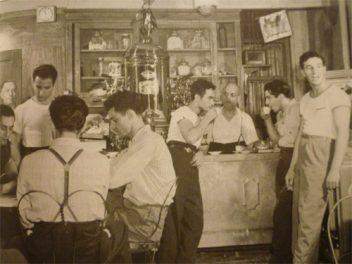 Итальянская кофейня