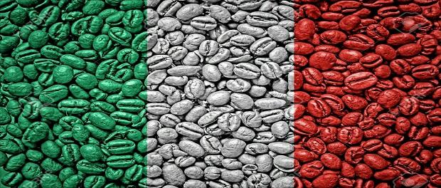 появление кофе в Италии