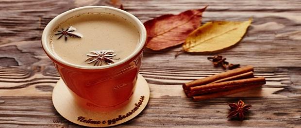 Рецепт кофе «Масала»