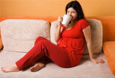 Влияние кофе на беременность женщины