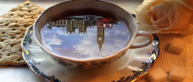 Появление кофе в Англии