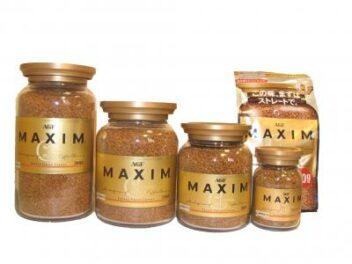 Растворимый кофе Maxim