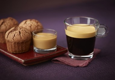 Кофе еспрессо Лунго