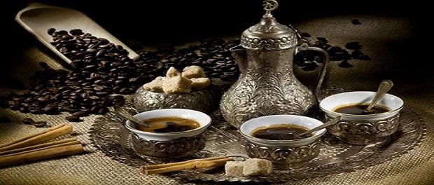 Поялвение кофе в Турции