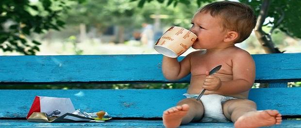 Можно ли детям кофе