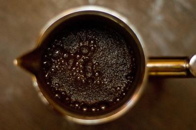 приготовление кофе по-арбски