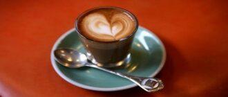 Рецепт кофе Пикколо