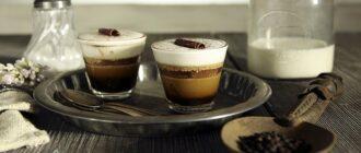 Кофе марочино (marocchino)