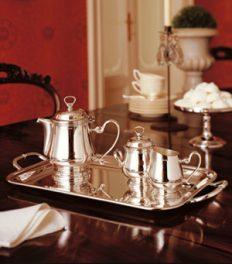 правила подачи кофе гостям