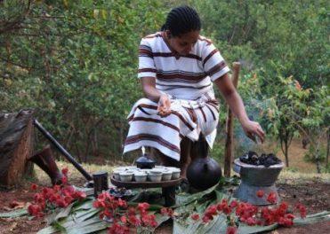 традиции пить кофе в Эфиопии