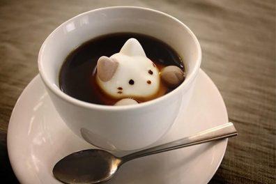 традиции пить кофе в Японии
